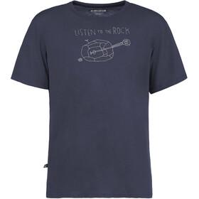 E9 Guitar Miehet Lyhythihainen paita , sininen